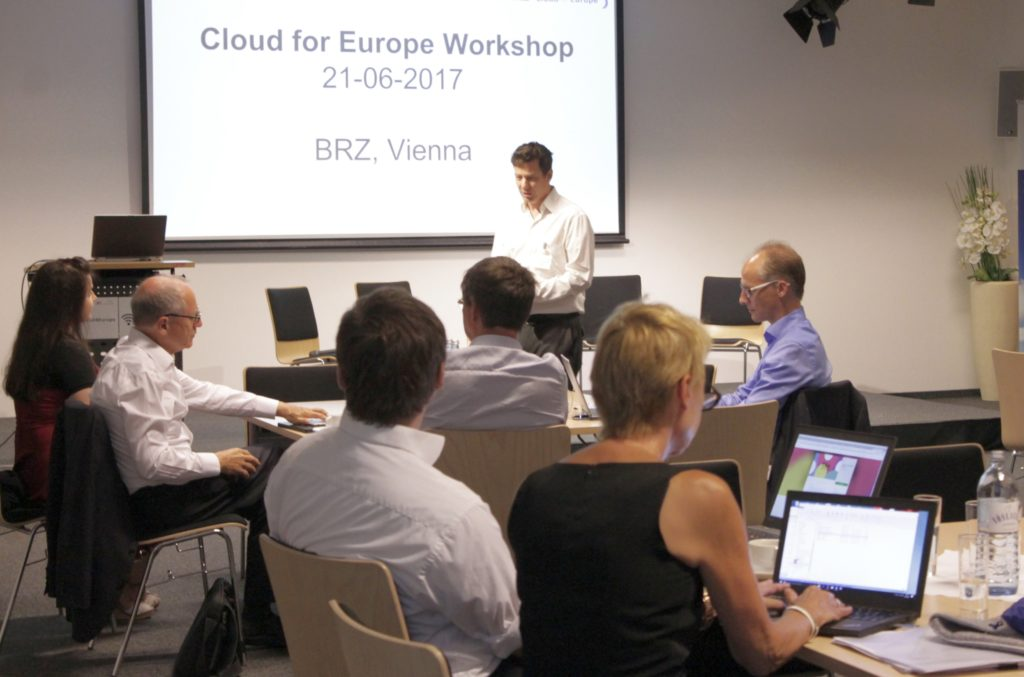 Cloud for Europe Project Completes with Final Closing Event and Workshop