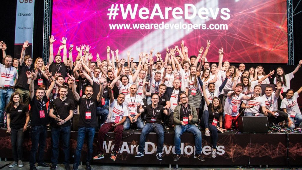 WeAreDevelopers Congress 2018