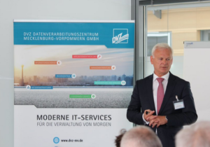 """Euritas introduction at public sector conference """"Digitaler Staat"""" in Berlin"""