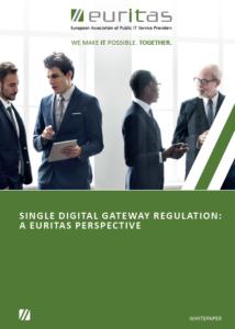 Single Digital Gateway Regulation released
