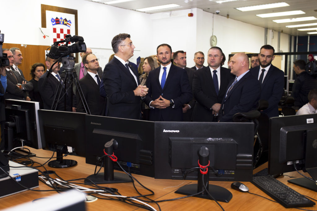 APIS IT marked 55 years of operation with opening of Shared Services Centre for Croatian public administration